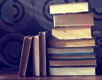 Book, Stack, Books Stock Image