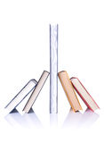 Book stack Royalty Free Stock Photography