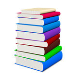 Book stacked Stock Images