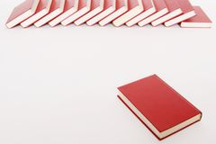 Book stacks books learn Stock Photography