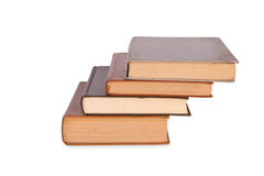 Book stairs Royalty Free Stock Photography