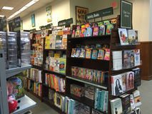 Book store interior Stock Photo