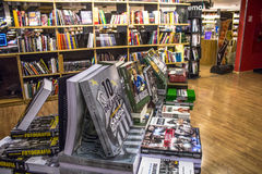 Book store Royalty Free Stock Image