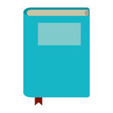 Book study knowledge icon Royalty Free Stock Photo