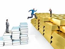 Book and success Stock Photos