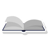 Book supply for school design Stock Images