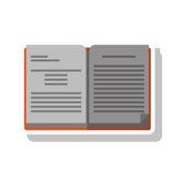 Book supply for school design Stock Photo