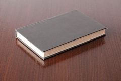 Book on table Stock Image