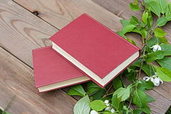 Book on the table Royalty Free Stock Images