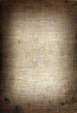 Book texture. Old, worn book texture with vignetting Royalty Free Stock Photos