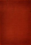 Book texture. Red book cover texture with vignetting Royalty Free Stock Image