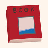 Book theme elements vector,eps Stock Photography