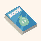Book theme elements vector,eps. Vector illustration file Royalty Free Stock Photography