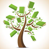 Book tree Royalty Free Stock Photo