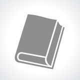 Book vector icon Royalty Free Stock Photos