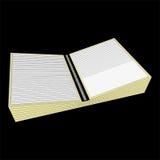 Book. Vector, spiral  theme Stock Photos
