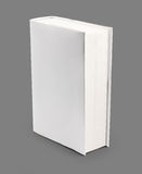 Book with white cover Stock Photo