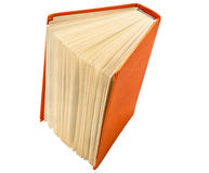 Book on white Stock Photography