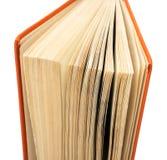 Book on white Royalty Free Stock Photo