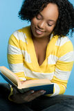 Book Woman Royalty Free Stock Photography