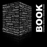 BOOK. Royalty Free Stock Photo