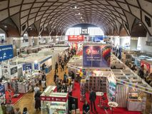 Book World Prague 2019 royalty free stock photography