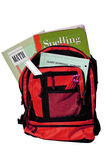 Bookbag Stock Photography