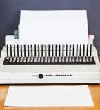 Bookbinding конторских машин стоковое изображение rf