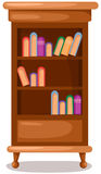 bookcase Stock Photos