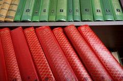 Bookcase royalty free stock photos