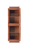 Bookcase isolated Royalty Free Stock Photos