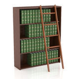 Bookcase Stock Photography