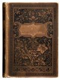 Bookcover do vintage foto de stock