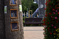 BookCrossing photographie stock libre de droits