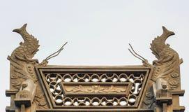 Bookended drakar Royaltyfri Fotografi