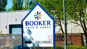 Booker Cash y muestra Carry, Imágenes de archivo libres de regalías