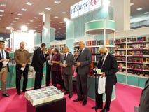 Bookfest 2015 in Bucharest Stock Photography