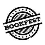 Bookfest rubber stamp Stock Photo