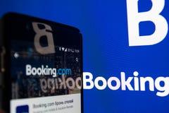 bookishly com-applikation fotografering för bildbyråer