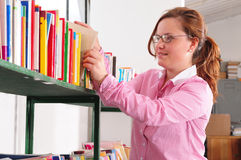 Bookkeeper. Stock Photography