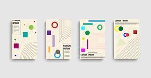 booklet Calibre de bannière de vente Bannière créative de concept illustration de vecteur