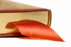 bookmark книги Стоковое Изображение