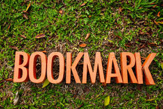 Bookmark001 Stock Afbeeldingen