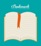Bookmark icons Royalty Free Stock Image