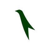 Bookmark ikona Obraz Stock