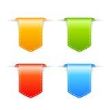 Bookmark ribbon Royalty Free Stock Image