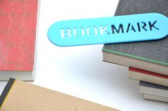 Bookmark for your books Royalty Free Stock Photography