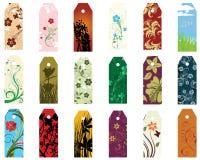 Bookmarks set Stock Photos
