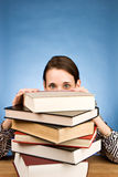 Books! Royalty Free Stock Photos