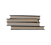 Books. Pile of books Stock Images